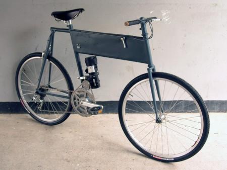 Electric Bicycle Williamsondesign