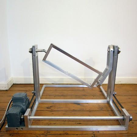 roto mold machine